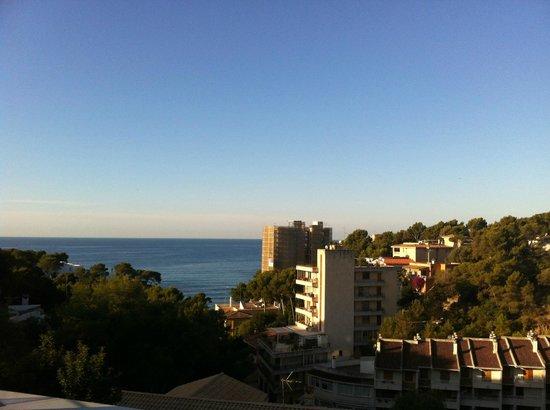 Hotel RD Costa Portals : udsigt fra værelse