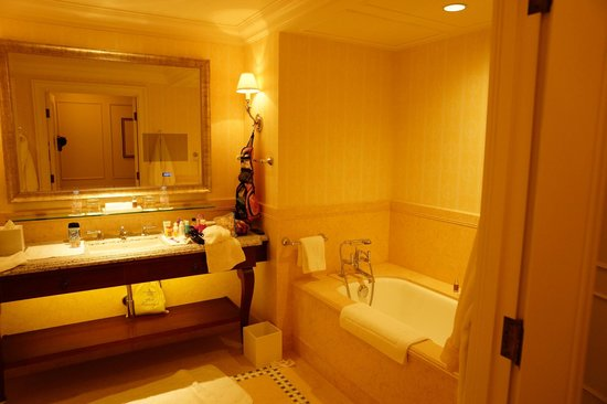 Four Seasons Hotel Lion Palace St. Petersburg: Bathroom