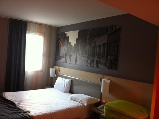 Hôtel Mercure Paris 15 Porte de Versailles: room