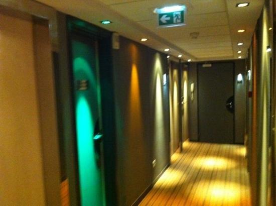 Hotel Mercure Paris 15 Porte de Versailles: corridoio