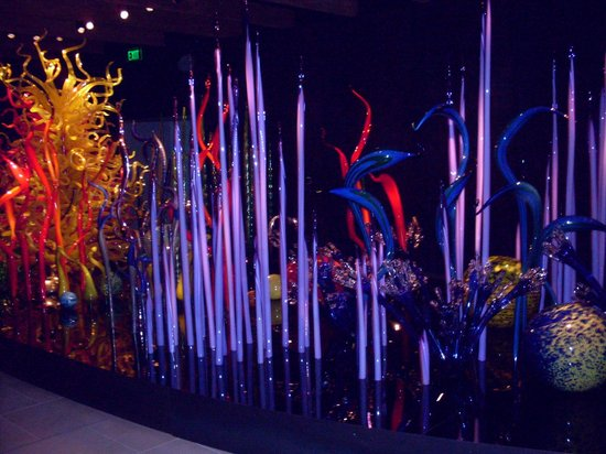 Chihuly Collection: Space voyage?