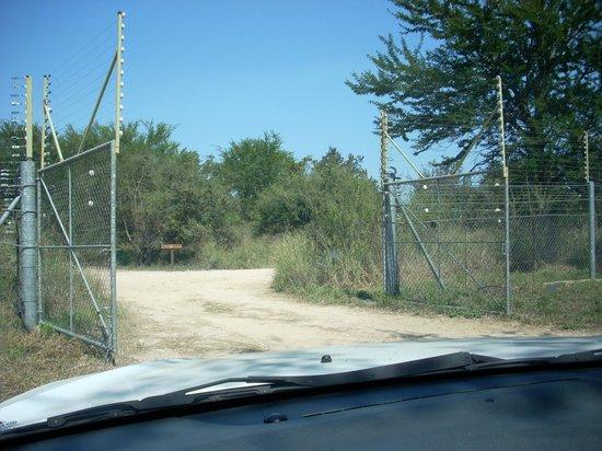 Tamboti Satellite Camp: Segundo cerco de Tamboti