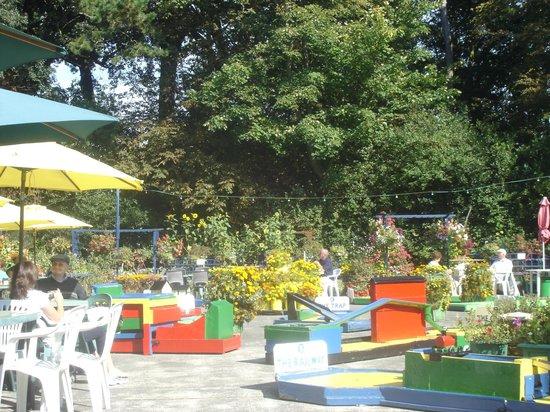 Rhylstone Gardens Tea Room: Rylstone Gardens Tea Room, Popham Road, Shanklin