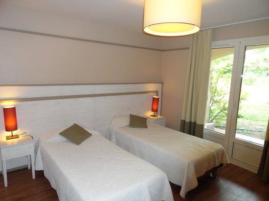 Hôtel Club Vacanciel Roquebrune-sur-Argens : notre chambre