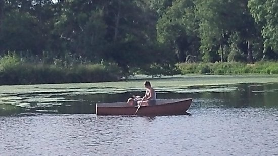 Walcot Hall: Swallows and Amazons