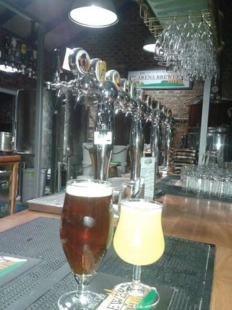 Clarens Brewery: best place to drink in Clarens