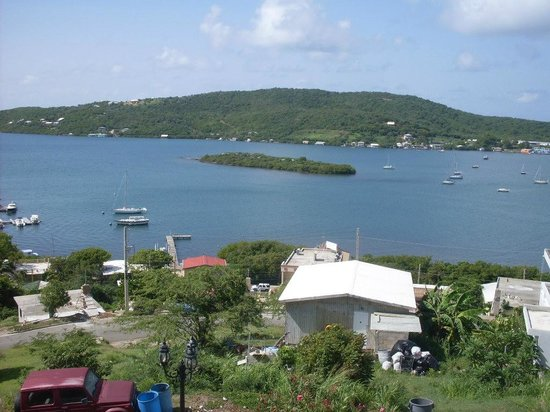 Casa Robinson: Vista Maravillosa