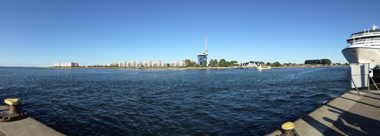 Yachthafenresidenz Hohe Düne: Hotelanlage