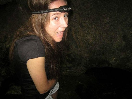 Lusk Cave: It's a Cave!