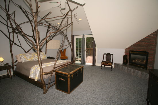 Goldberry Woods Bed & Breakfast Cottages : American Hornbeam