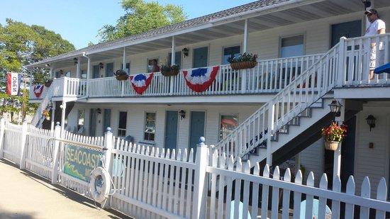 Seacoast Motel Wells ME