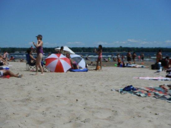 Plattsburgh City Beach: plattsburgh beach