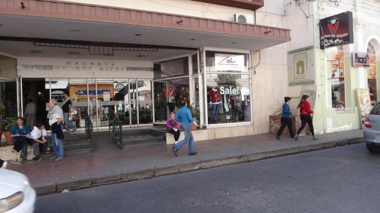Salta Buenos Aires Apart: Ingreso
