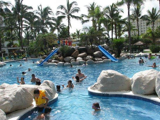ClubHotel RIU Jalisco: kids pool!