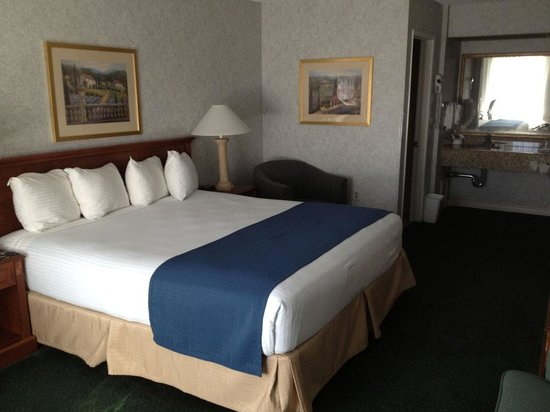 BEST WESTERN Corona: King Bed, Single Room