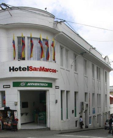 Hotel San Marcos Domo