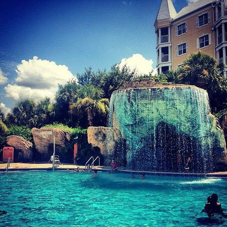 Hilton Grand Vacations at SeaWorld: Great pools