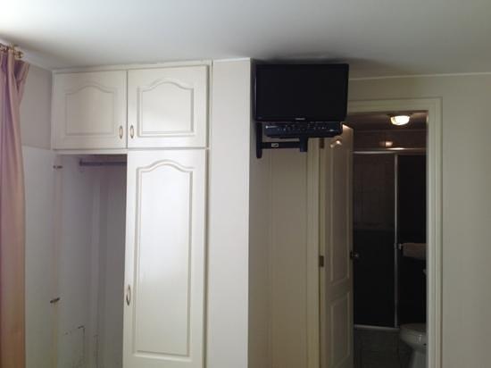 Hotel Sandmelis : habitación