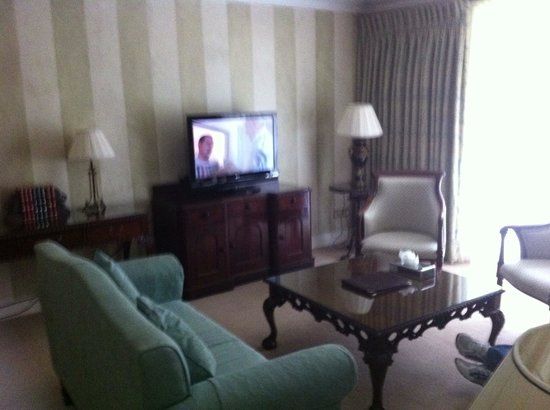 Beech Hill Country House Hotel: Suite