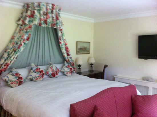 Beech Hill Country House Hotel: Bedroom
