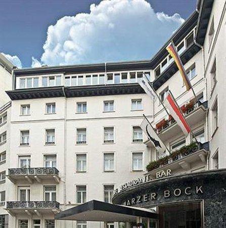 Radisson Blu Schwarzer Bock Hotel: Schwarzer Bock