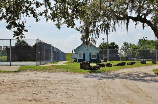 Nova Community Park: tennis