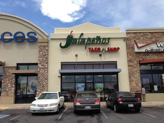 Jalapeno's Taco Shop : Jalapeños Taco Shop
