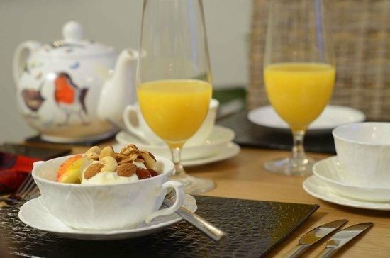 Villamorva : breakfast