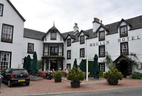 Moulin Hotel Restaurant: Moulin Inn