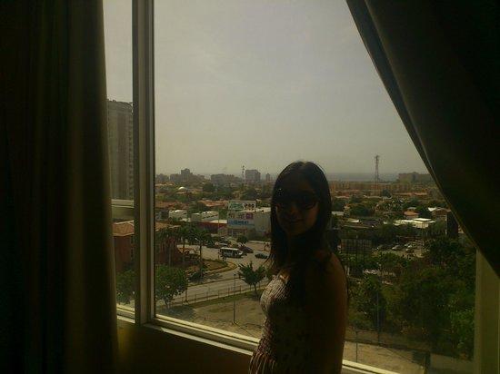 هوتل بويرتا ديل سول بورلامار: vista panoramica