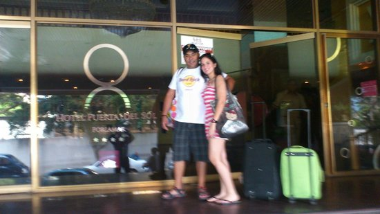 Puerta Del Sol Porlamar: entrada