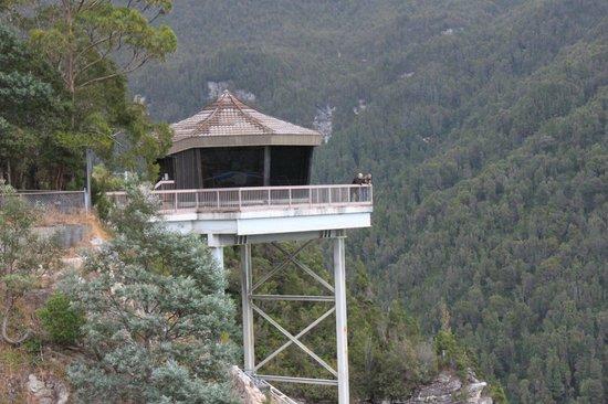 Pedder Wilderness Lodge: Lake Gordon