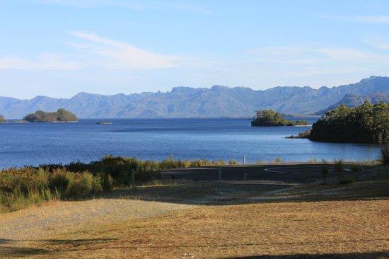 Pedder Wilderness Lodge: Lake Peddar/Strathgordon