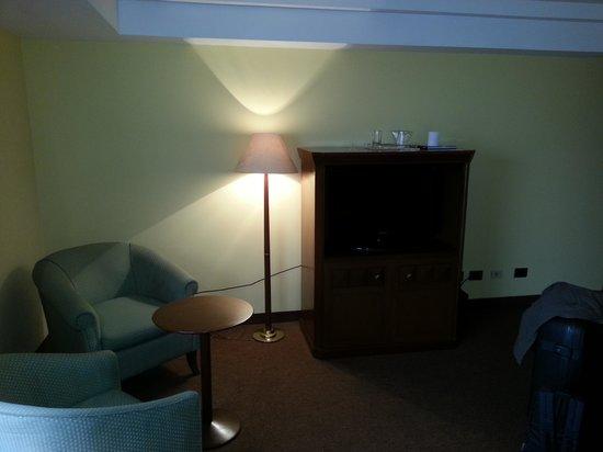 Maria Angola Hotel: fot van de kamer