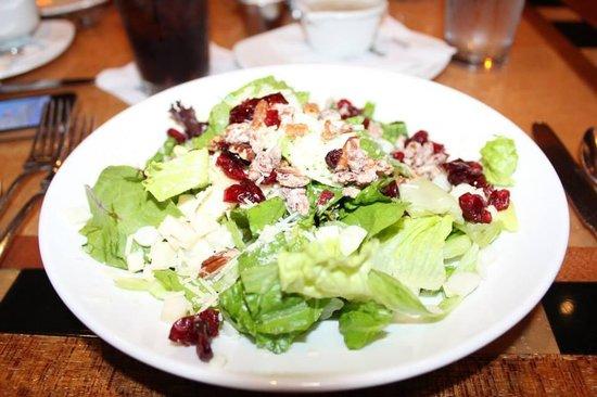 Brigantine Seafood Restaurant : Salad