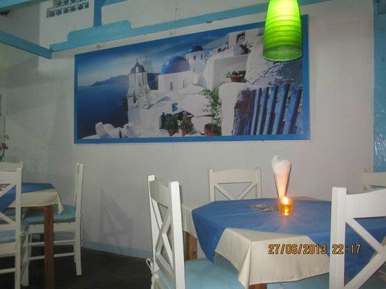 Kemiri: Classic Greek scene