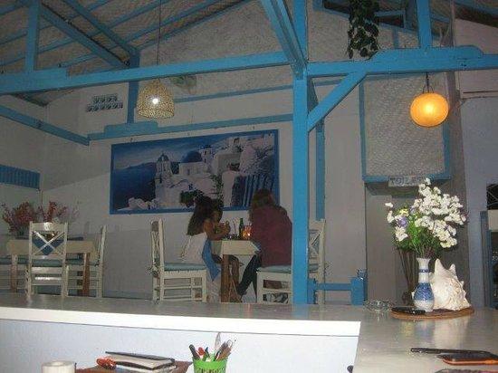 Kemiri: Mezzanine dining