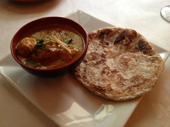 Spice Root : Roti Canai.....the best!!!