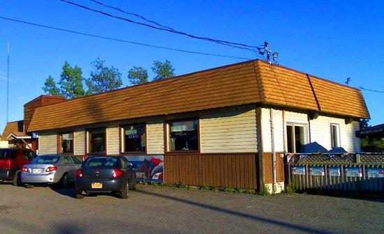 The Plaice Restaurant & Bar: The building