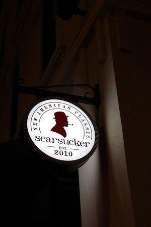 Searsucker: Sign