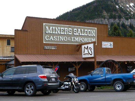 Miners Saloon: Miner's Saloon