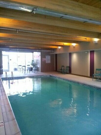 Home2 Suites by Hilton Jacksonville : indoor pool