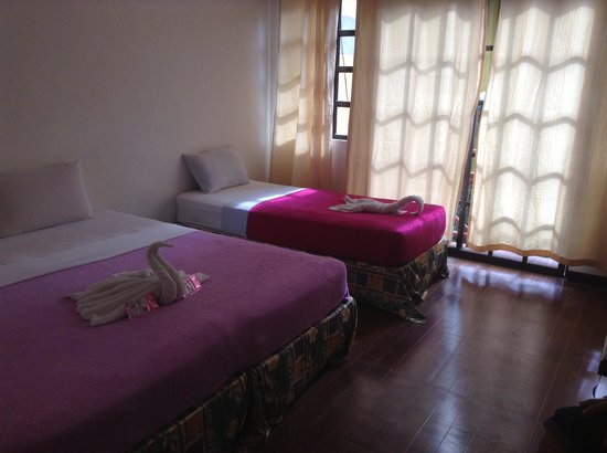 Club Ten Beach Resort: Deluxe room (renovated)