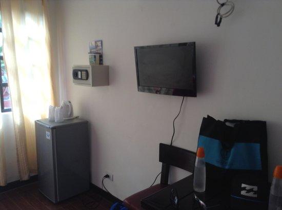the Club Ten Beach Resort Boracay: Deluxe room