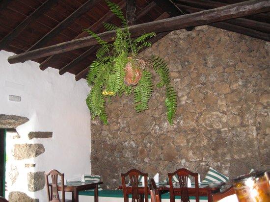 La Era : One of the restaurant rooms