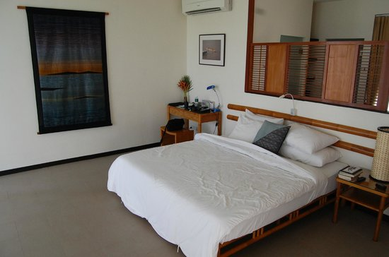 The River Resort : Spotless and comfortable room