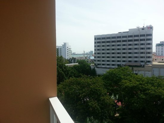 Nova Platinum Hotel Pattaya: Ocean view