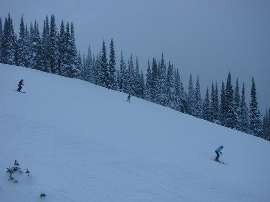 Whistler Blackcomb: montanha whistler - canadá
