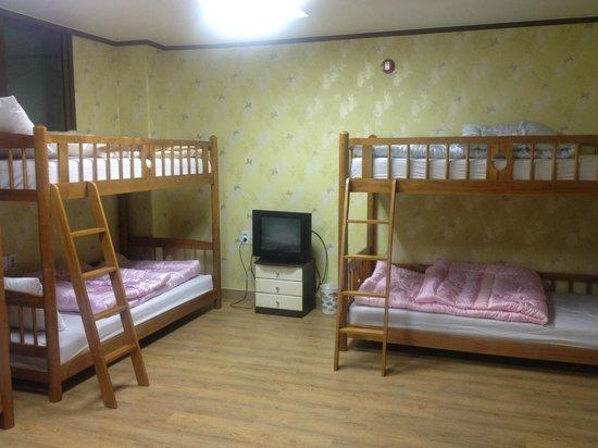 Goodstay Petercat Hotel Insadong: Dormitory Room