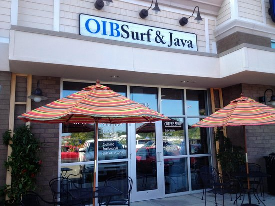 Oib Surf and Java